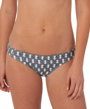 Southern Tide - Ladies Printed Bikini Bottoms - White