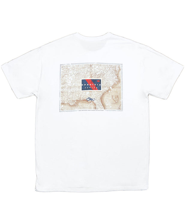 Southern Marsh - Expedition Series - Flag Tee