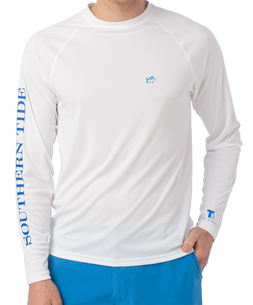 Southern Tide - Performance Long Sleeve Tee
