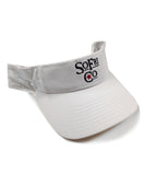 Southern Fried Cotton - Visor - White