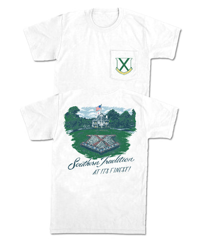 Old Row - Clubhouse Pocket Tee