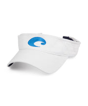 Costa - Cotton Visor - White