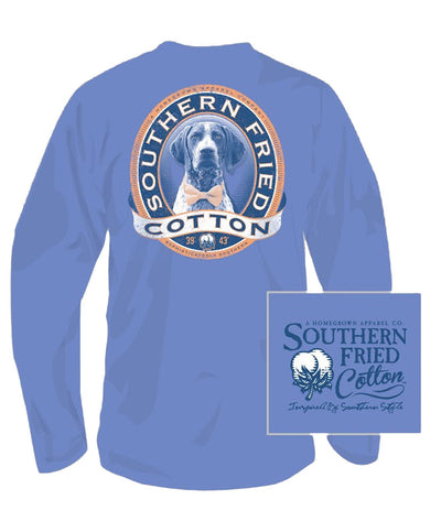 Southern Fried Cotton - Winston II Long Sleeve Tee