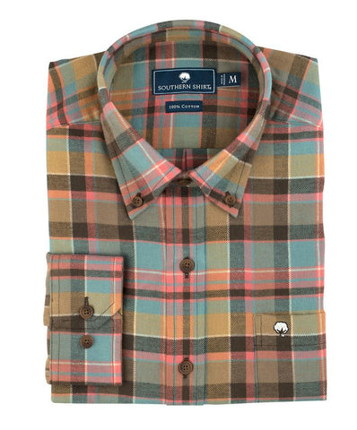 Southern Shirt Co. - Woodstock Flannel Shirt