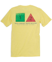 Southern Tide - Red Right Returning Tee - Sunshine Back