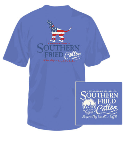 Southern Fried Cotton - Youth American Hound Tee