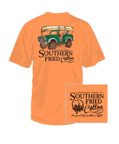 Southern Fried Cotton - Youth It's All Good Tee