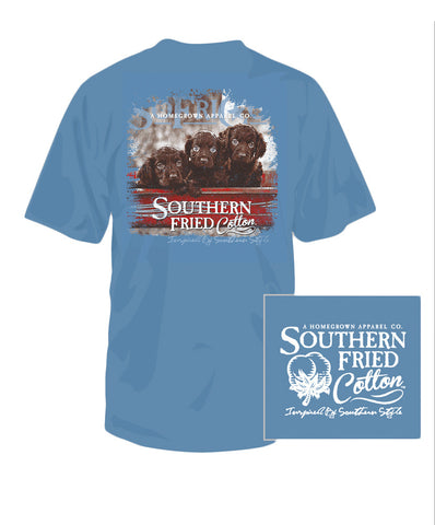 Southern Fried Cotton - Youth Little Rascals Tee