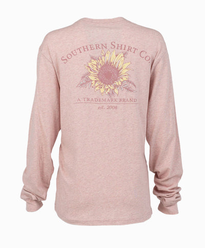 Southern Shirt Co - Harvest Flower Long Sleeve Tee