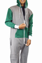 So Zen ColorBlock Hoodie Suit