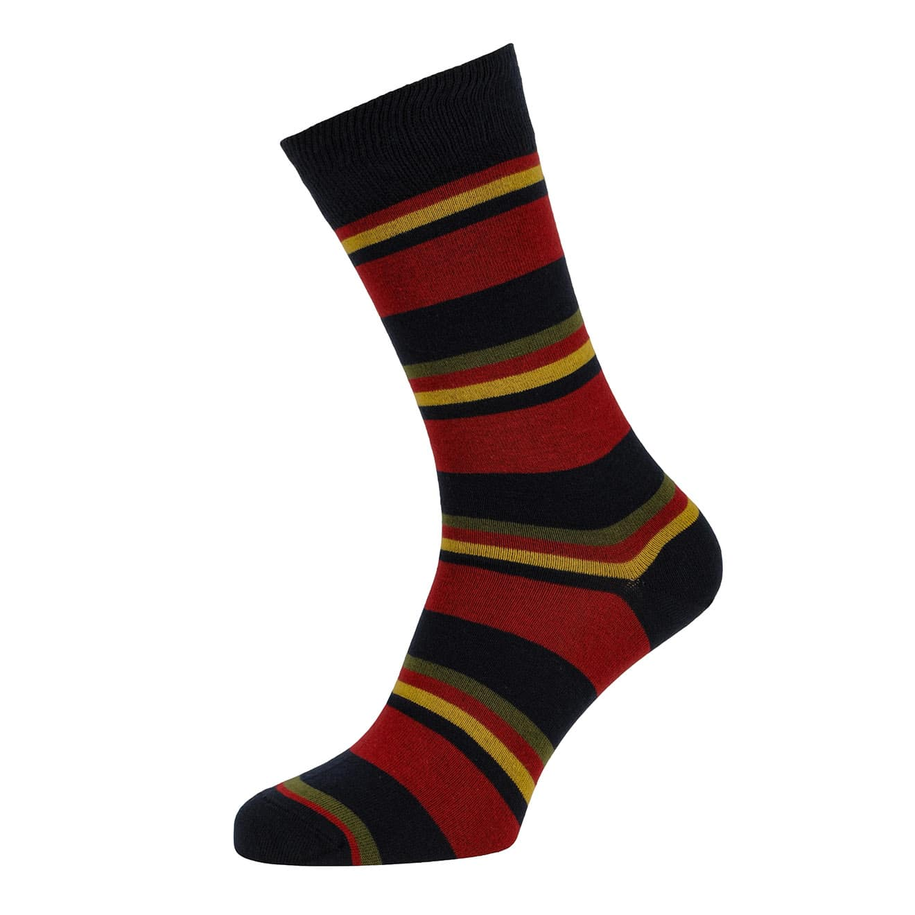 Barbour Thurland Sock Navy/Red