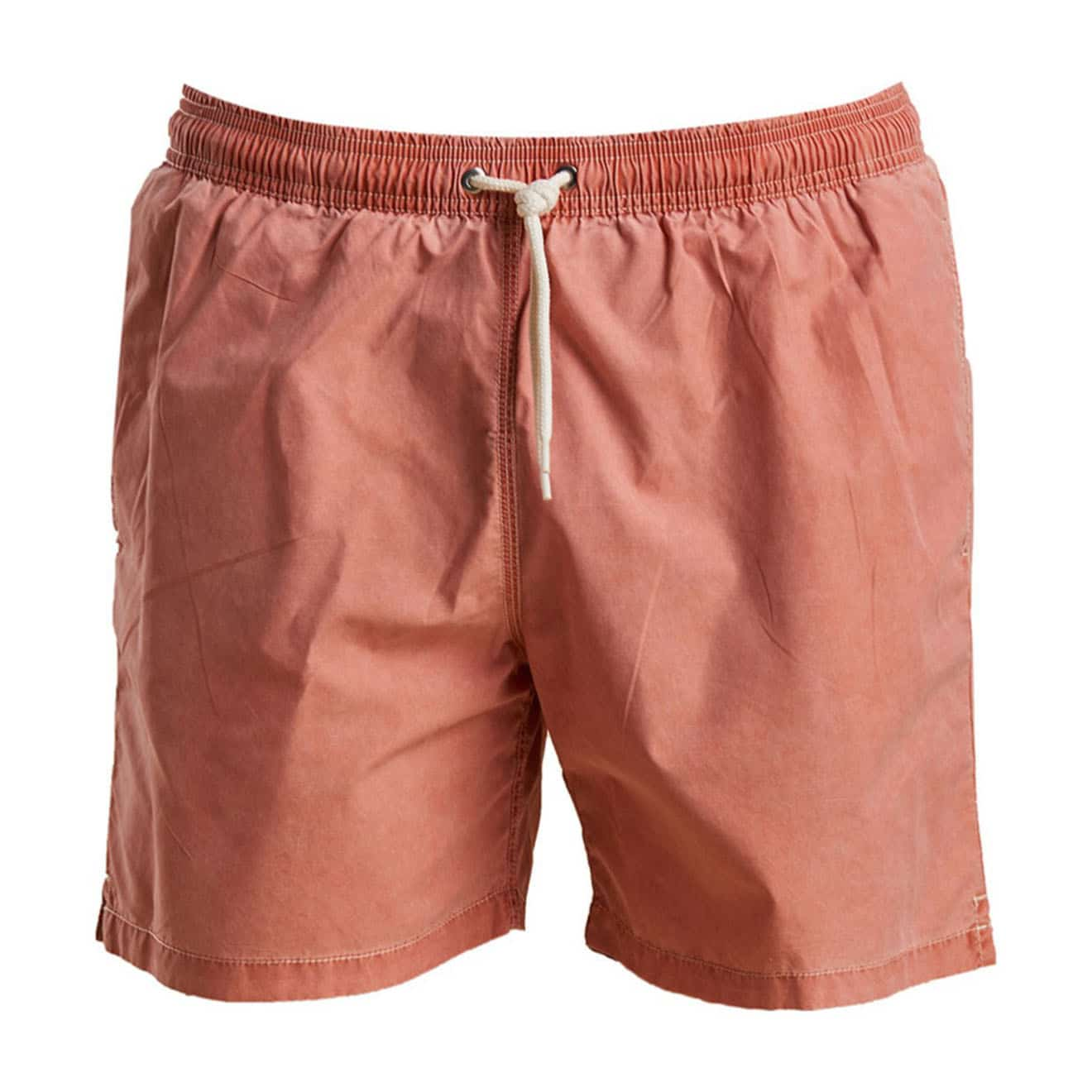 Barbour-Victor-Swim-Shorts-Red - Parasol Store
