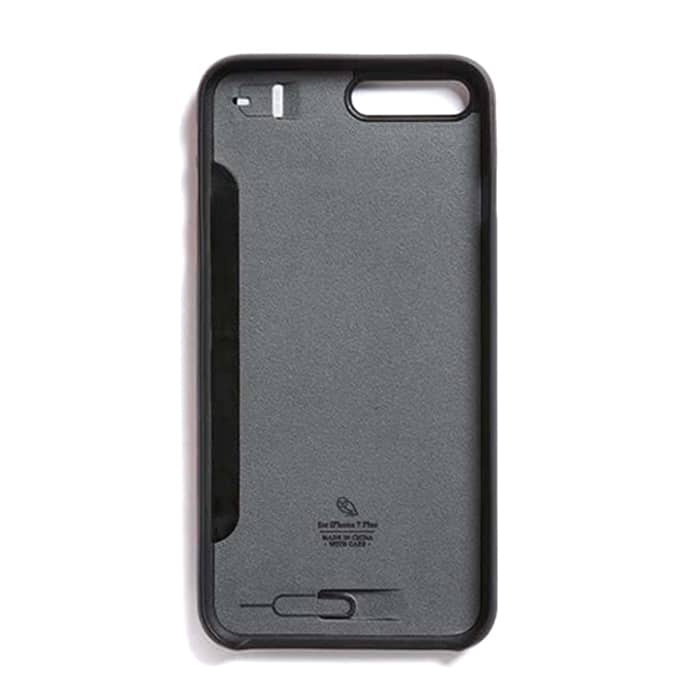 competitive price 4501f c8450 Bellroy Phone Case - 3 Card iPhone 8 Plus Black - Parasol Store