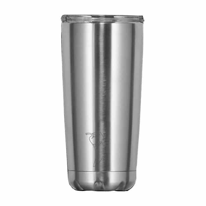Chillys 500ml Tumbler Silver