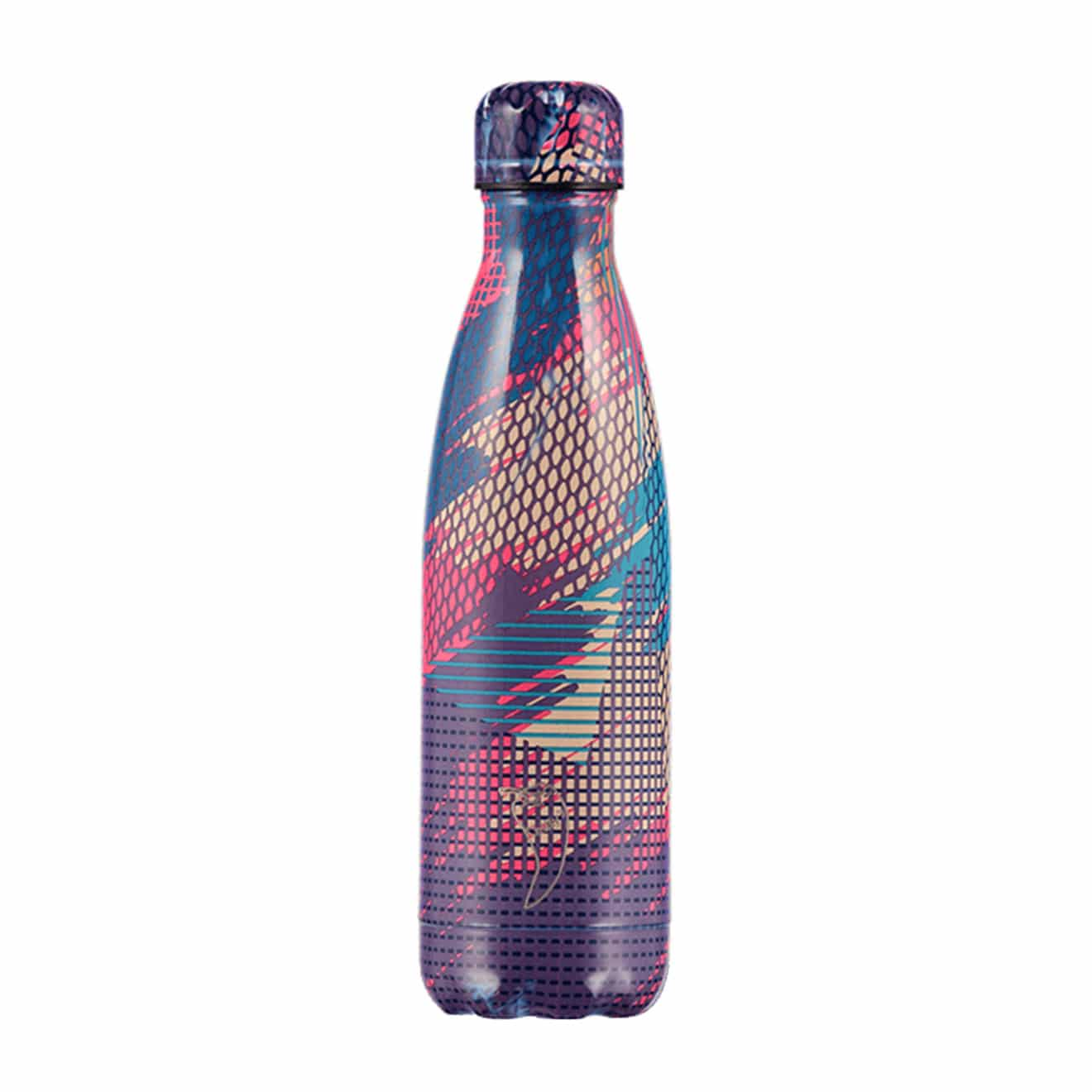 Chillys 500ml Water Bottle Abstract Edition 6 - Parasol Store
