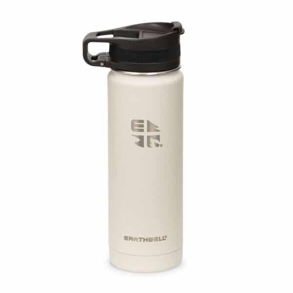 Earthwell 20oz _ 59cl Roaster Loop Vacuum Bottle Baja Sand