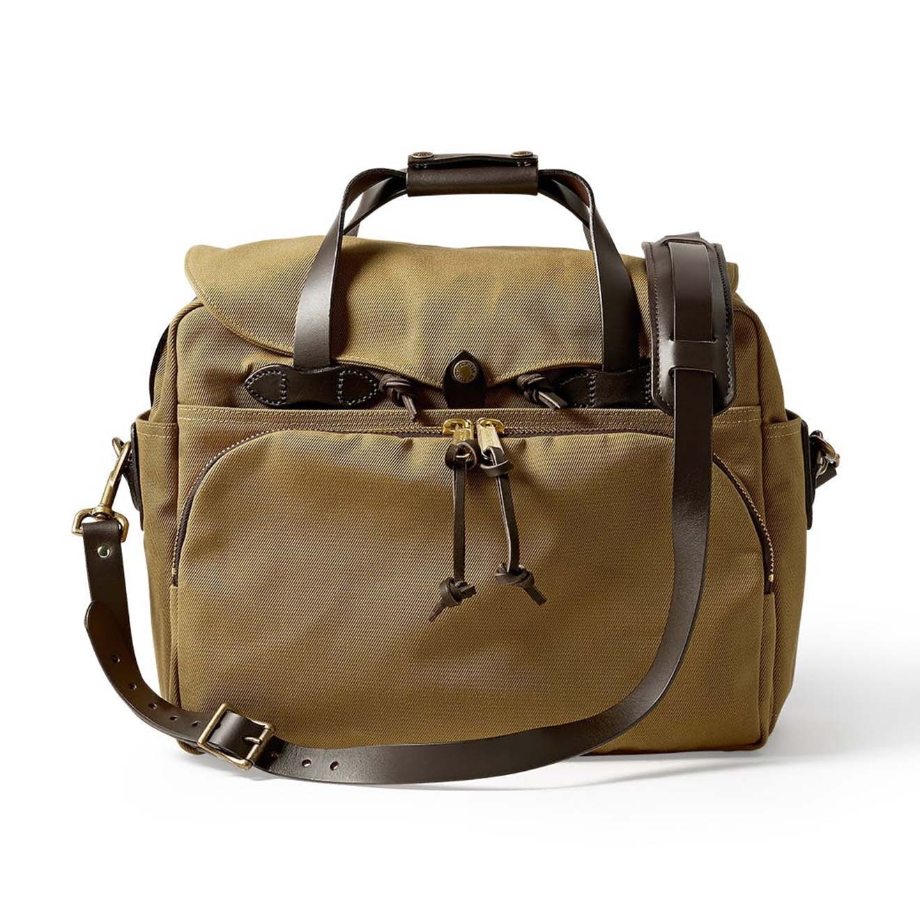 Filson Padded Computer Bag Tan
