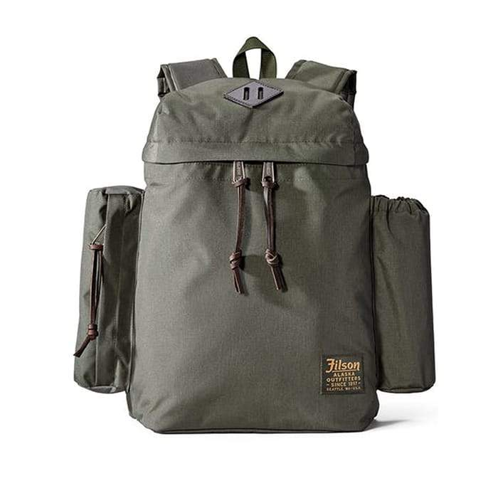 Filson Field Pack Backpack Otter Green