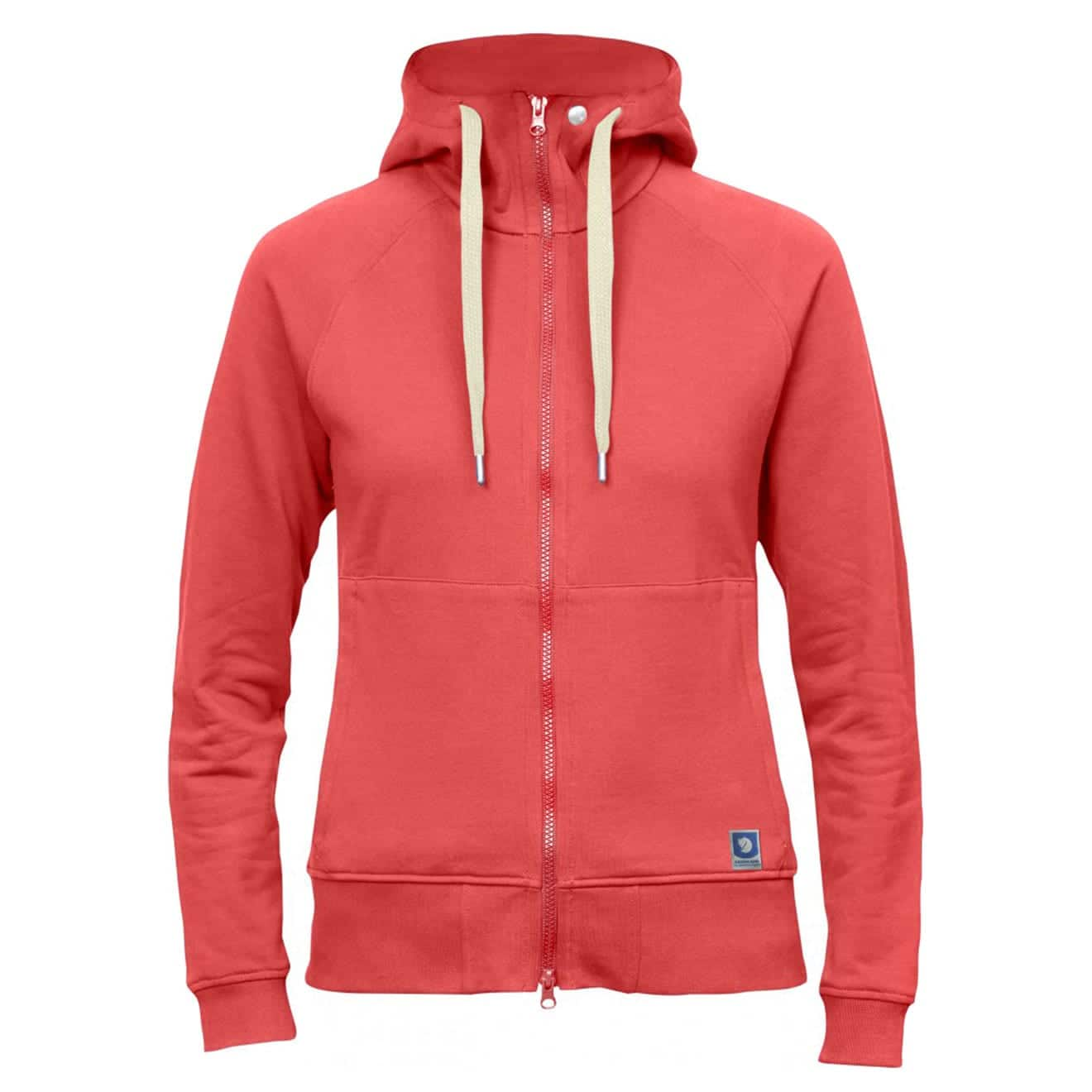 buying now hot product professional sale Fjallraven Womens Greenland Zip Hoodie Peach Pink