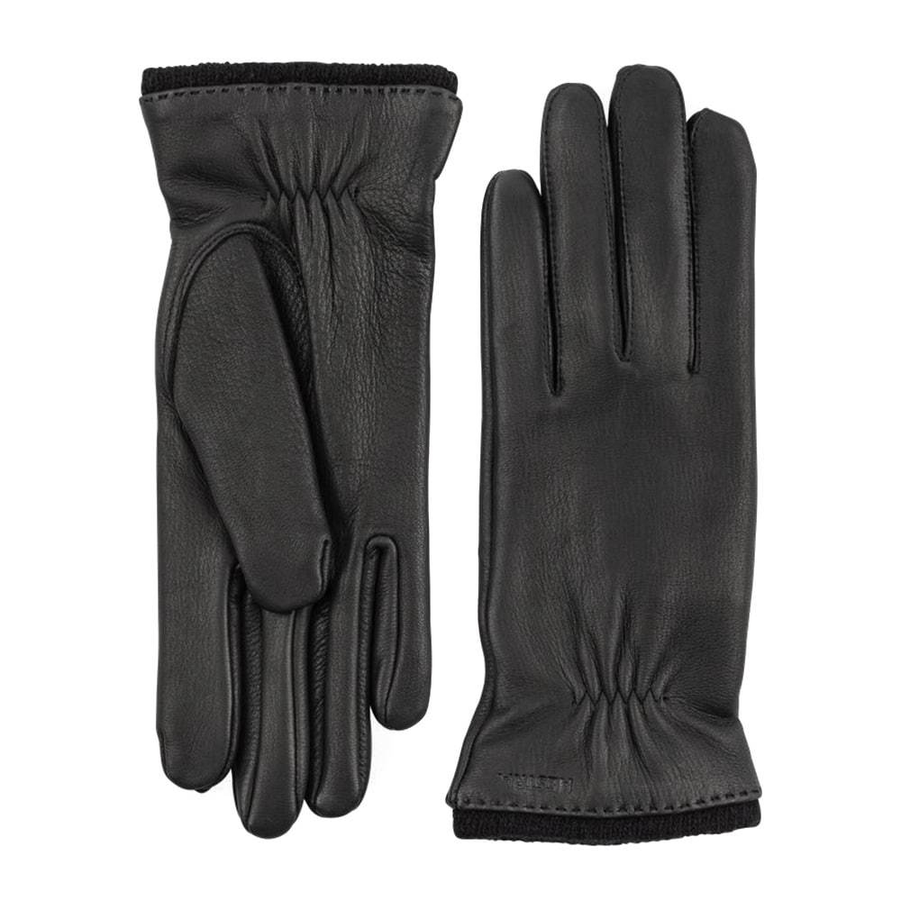 Hestra Charlotte Gloves Black