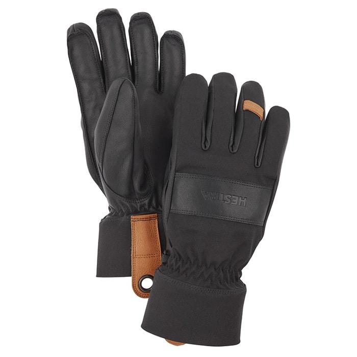 Hestra-highland-Glove-black-1