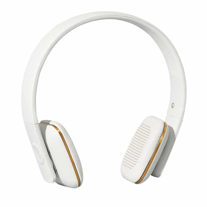 Kreafunk aHEAD BT Headset Bluetooth 4.0 White