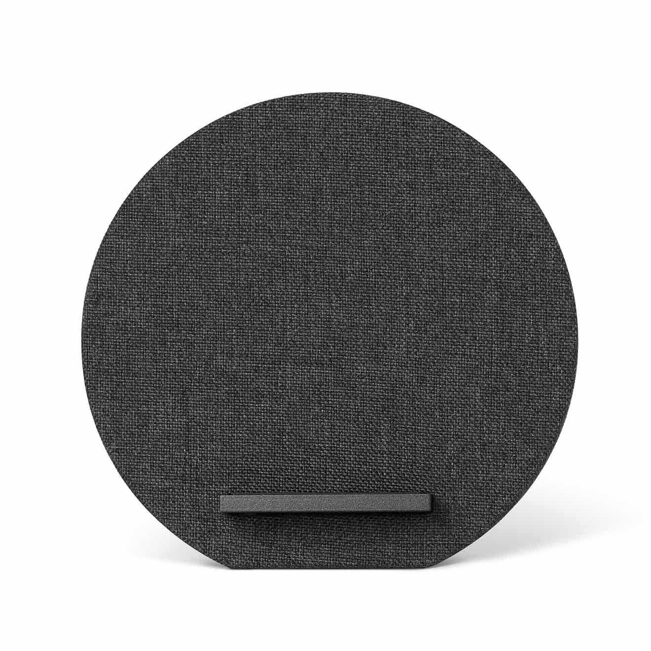 Native Union Dock Wireless Charger Slate Fabric