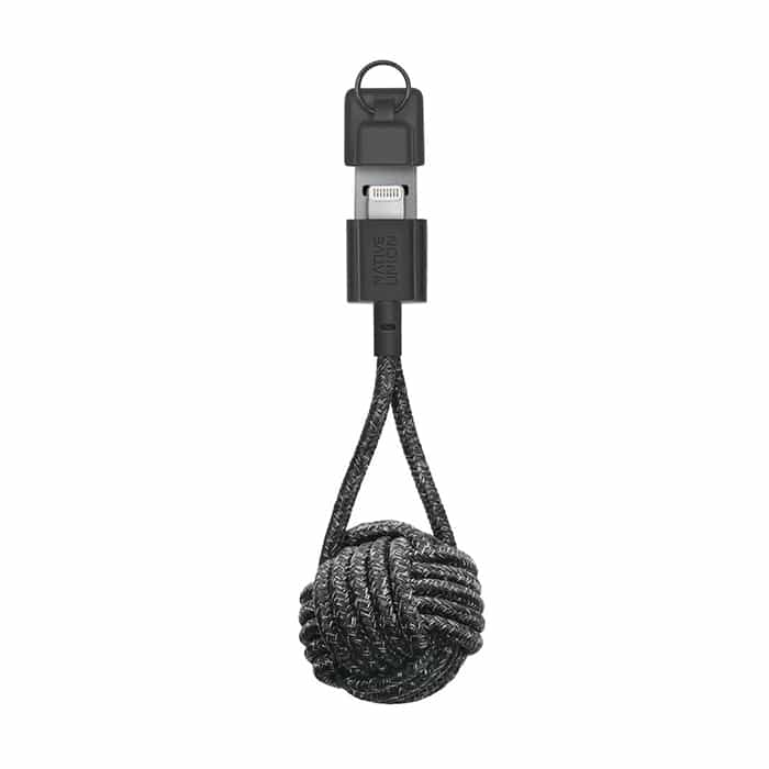 Native Union Key Cable Lightning Cosmos Black - Parasol Store