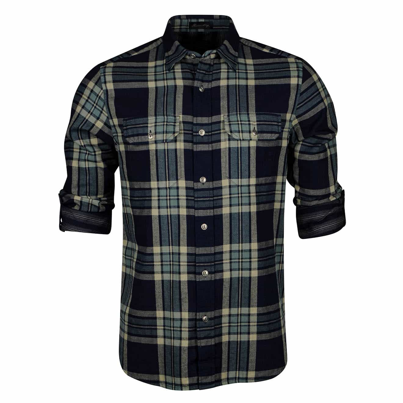 Pendleton Thomas Kay Double Face Fitted Shirt