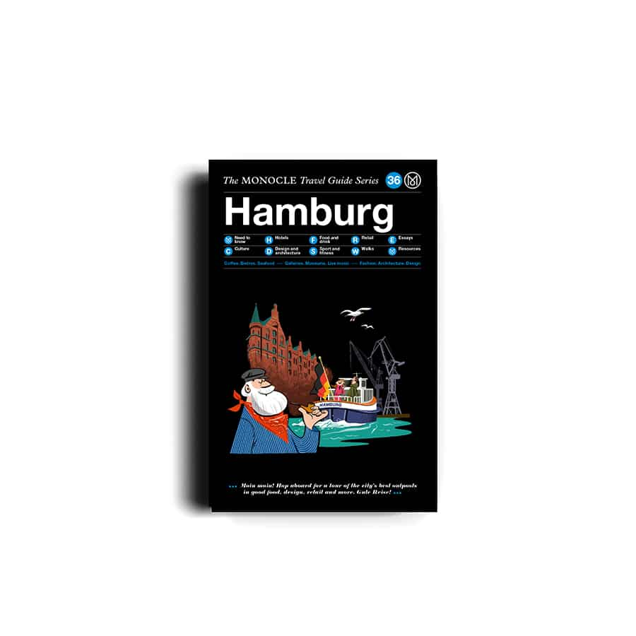 The Monocle Travel Guide Series Hamburg