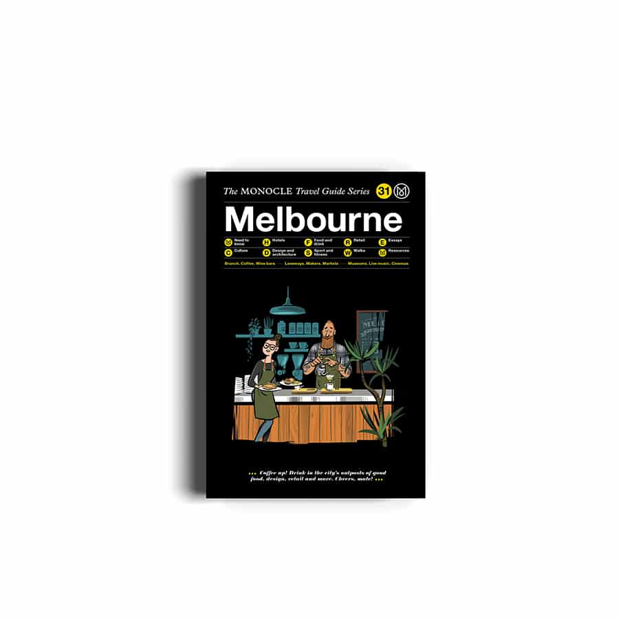 The Monocle Travel Guide Series Melbourne