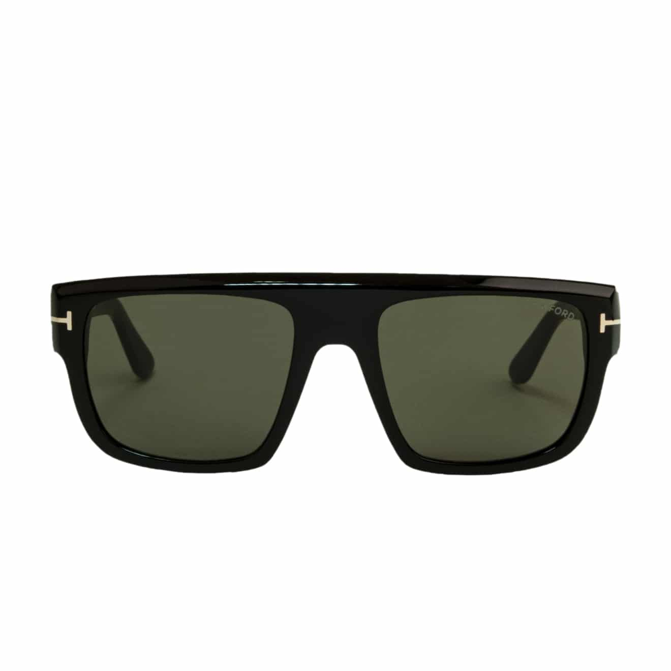 Tom Ford Alessio Ft0699 01a 57 Sunglasses Parasol Store