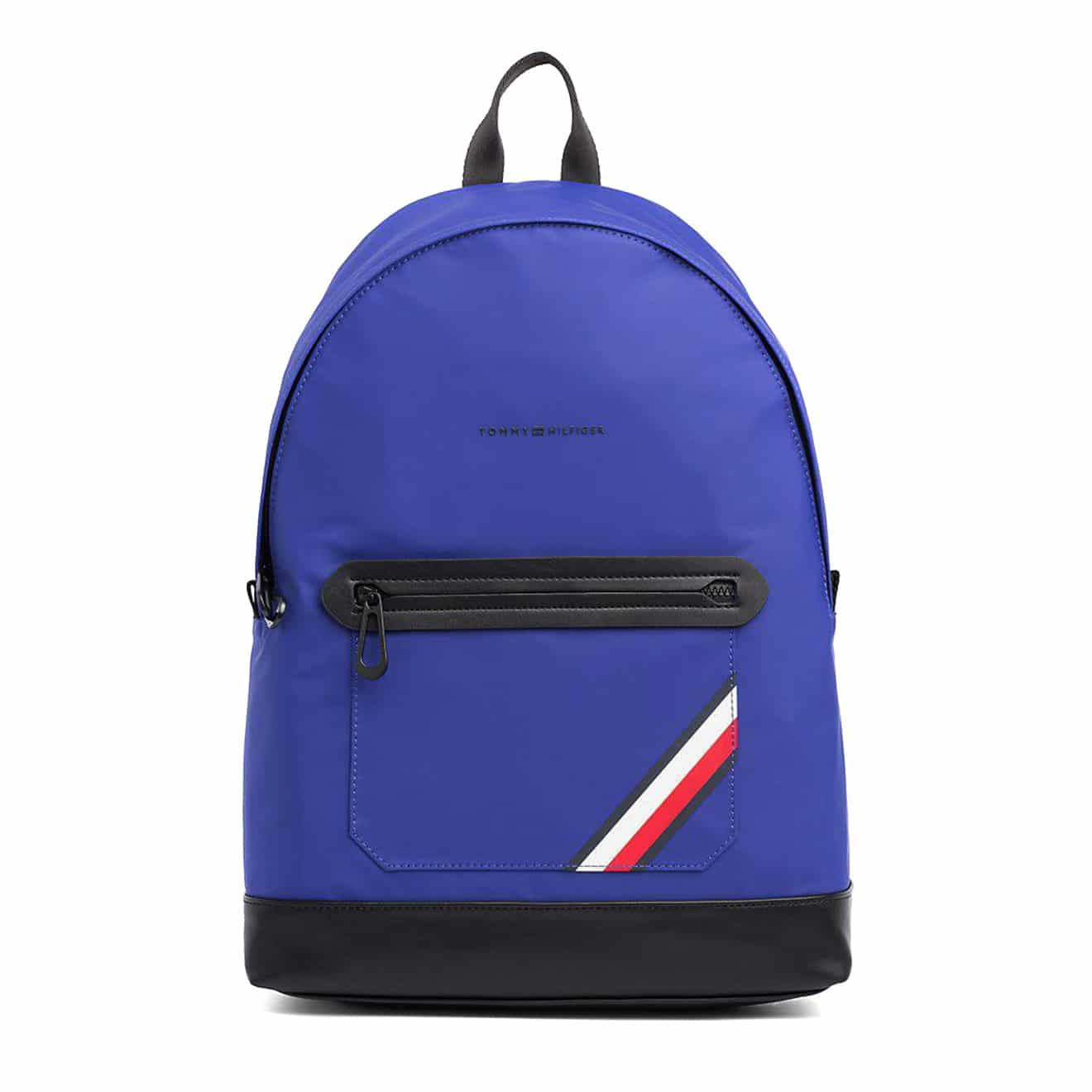 Tommy Hilfiger Easy Nylon Backpack Soladite Blue