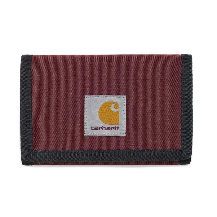 Carhartt Watch Wallet Chianti / Dark Navy