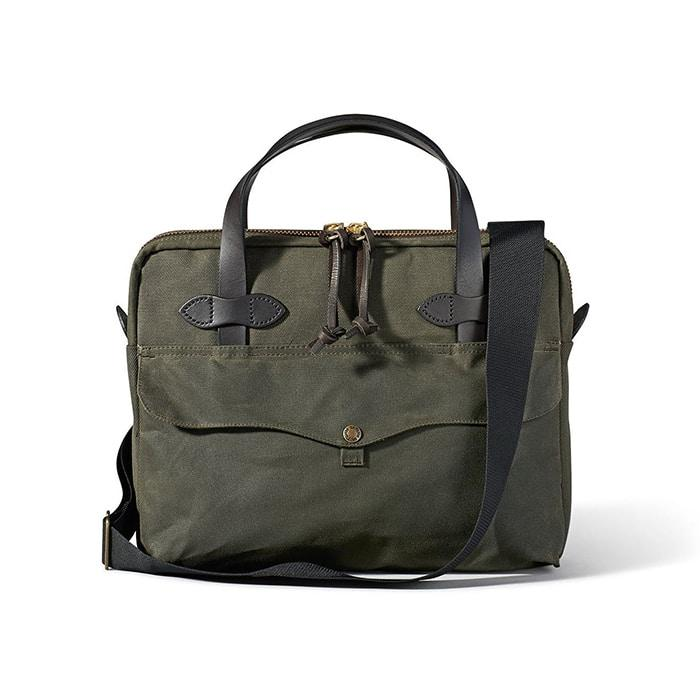 Filson Tablet Briefcase Otter/Green