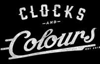 CLOCKS AND COLOURS