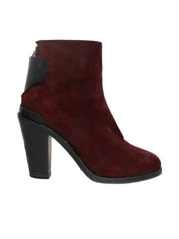 Rag & Bone Suede Booties
