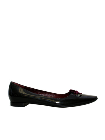 Louis Vuitton Patent Leather Flats