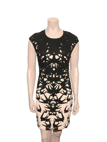 Alexander McQueen Printed Dress