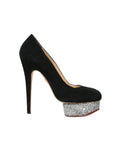 Charlotte Olympia Limited Edition Swarovski Dolly Heels