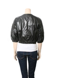 Miu Miu Leather Jacket