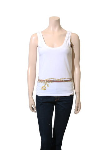Gucci Vintage Tank Top