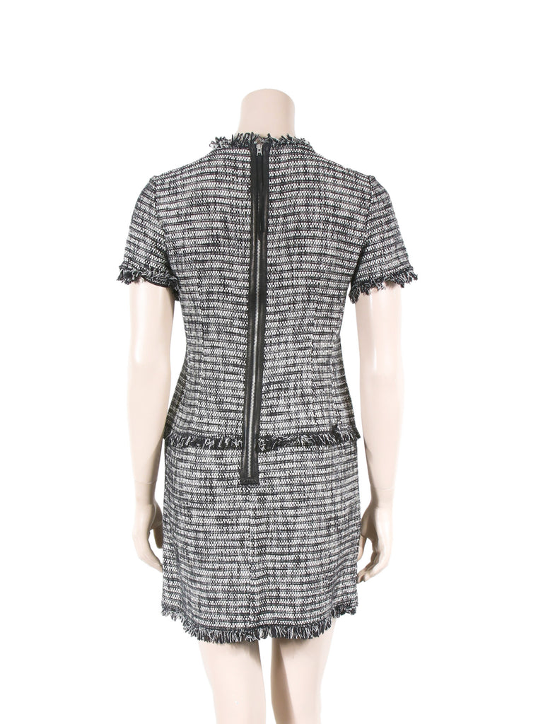 Rebecca Taylor Tweed Dress