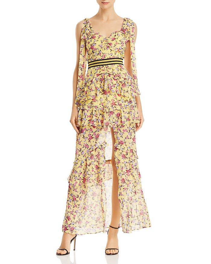 For Love & Lemons Maison Maxi Dress