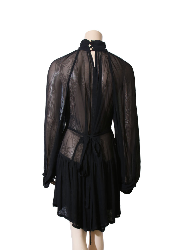 Ann Demeulemeester Sheer Dress