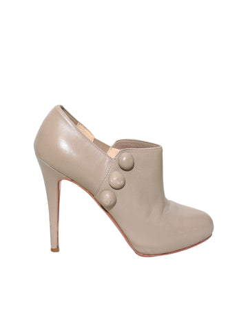 Christian Louboutin C'est Moi Leather Booties