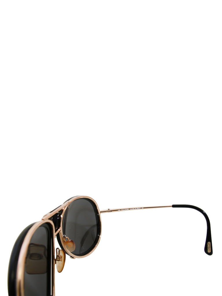 Tom Ford Hawkings Aviator Sunglasses