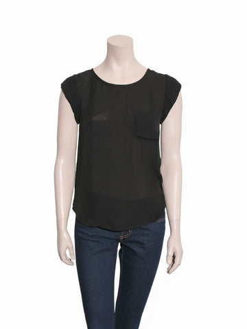 Joie Silk T-Shirt