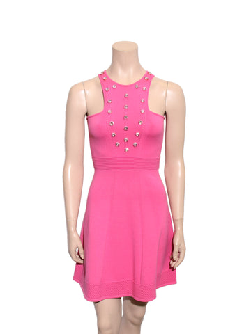 Versace Collection Jewel Knit Dress