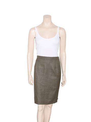 MaxMara Wool Skirt